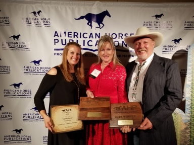 Owners & Publishers of Western Horse & Gun, Ann & Rick Pihl