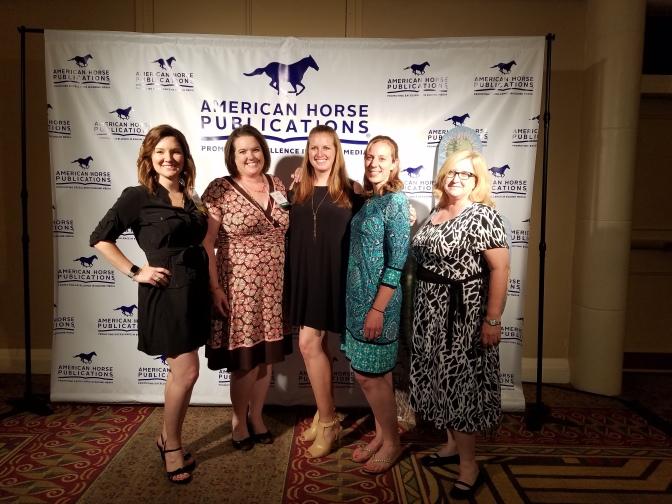 (L to R) Abigail Boatwright, Jessica Hein, me, Katie Navarra, Larri jo Starkey