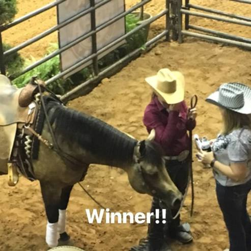 2018 NRHA Derby NP Champion